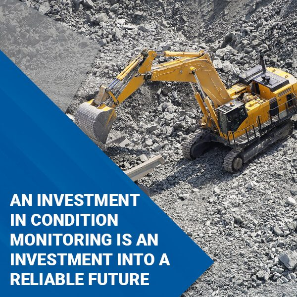 An investment in condition monitoring is an investment into a reliable future